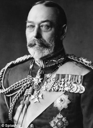 George V portrait