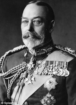George V portrait