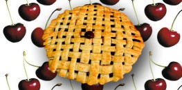 Cherry pie for twitter